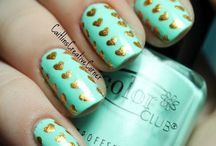 Nail Art / by Sunpreet Lall