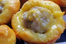 Recipes: Appetizers & Party Foods / by Amanda Hayes