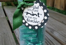 Gift Ideas- Teacher  / by Amanda Hayes