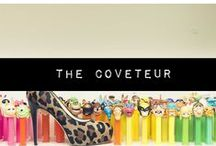 Julie Albert x The Coveteur / by Bite me More