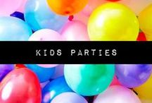 Kids Parties / by Bite me More