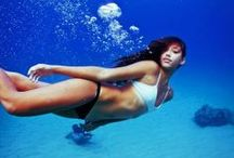 Take me to the ocean / by Justine Hemaya