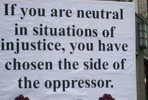 Social Justice / by Erin U.