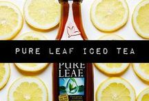 BiteMeMore x PURE LEAF ICED TEA / by Bite me More