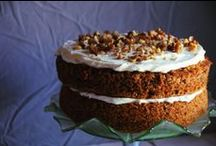 Cake Shop / Satisfy your sweet tooth with these sugary olive oil cake recipes. / by California Olive Ranch