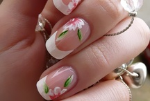 ~Cool Nails~ / by Janet Odell