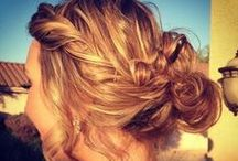 Hairstyle, makeup And beauty tips / by Andrea R