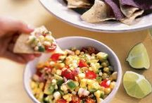 Corn Cobb / These golden gems are best at the height of summer. Enjoy their sweet flavor with these easy recipes. / by California Olive Ranch