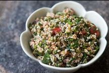 Wonderful Whole Grains / Eat smart with these filling whole grain recipes made with olive oil. / by California Olive Ranch