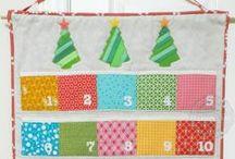 Christmas / by Jennifer Mathis (Ellison Lane: Modern Sewing & Design)