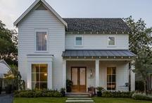 Home Sweet Home / Beautiful home interiors / by Jennifer Mathis (Ellison Lane: Modern Sewing & Design)