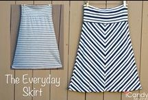 Sewing Clothing (Patterns & Tutorials) / Patterns, tutorials and tips for sewing your own clothes / by Jennifer Mathis (Ellison Lane: Modern Sewing & Design)