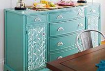 DIY for the home / by Jennifer Mathis (Ellison Lane: Modern Sewing & Design)