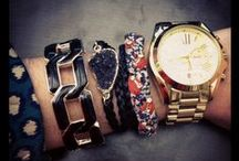 my arm party / by Alexandra Beth