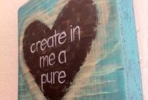 Ideas I Love:) / Things I Love To Make, Give Or Receive  / by Sandy Girard