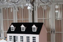 """""""Shabby Chic"""" Miniatures / by Susan Malkan"""