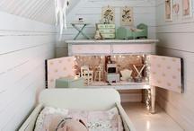 Kid's Rooms / by Mirabella Bloom