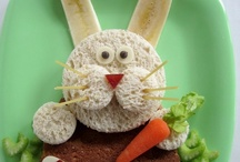 Easter - Fun Food Idea / Easter is on 31 March. This board is dedicated to fun #Easter themed Party Food, bento lunch, inspiration for cute #food for kids including #rabbit #bunny #egg. ... if you have some Easter food idea, tag us at @BentoUSA <3 Thank you <3 / by BentoUSA