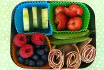 Non Sandwich Lunch / Bored of sandwiches? This board is dedicated for Non-sandwich bento lunch idea, either for school or work. Idea for #lunchpacking & #schoollunch   / by BentoUSA