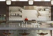 Kitchens / by Jordyn Sorrell