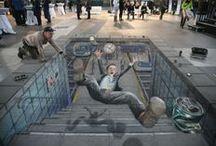 Art-Street Art / by Debra Carswell