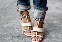 Jeans & Heels / or flip-flops, or Uggs, or.... / by Susan Malkan