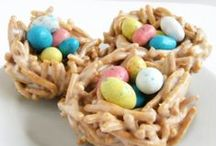Easter Decor / by Megan Wood