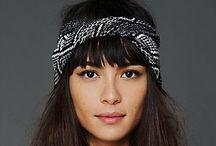 Fashion // Colour // Cut // Style : Hairstyles : / by Mirienna Design