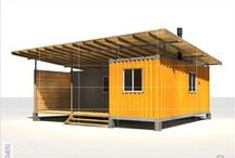 containers / container homes, tiny homes, and design.  / by andy|kirkbride