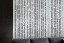 Home Bliss: wall treatments / by Marlynn Schotland/ Urban Bliss