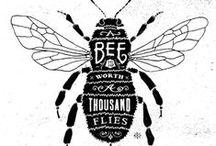 ::: Bee Stuff ::: / by Honey Agency