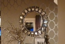 mirror mirror on the wall / by Debbie Holland