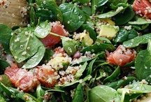 salads / by Darcy Buell