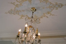 Ceilings and Chandeliers / by Tammy Lanclos