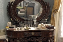 Vanity Dressing Tables / by Tammy Lanclos