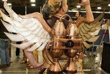 <3 Steampunk / I love Steampunk! / by LuvCherie Jewelry