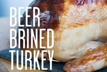 Ultimate Beer Thanksgiving / Beer & Spent Grain Filled Recipes for your Thanksgiving Feast / by Brooklyn Brew Shop