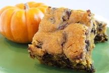 Pumpkin Recipes / I LOVE pumpkin!  / by Kristen Smith
