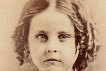 People - Circa 1860's! / by Sandy Hall