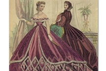 Fashion Plates! / by Sandy Hall