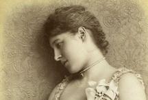 19th Century Celebrities! / by Sandy Hall