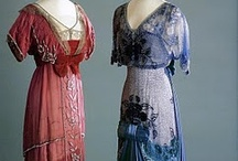 20th Century Historic Fashions / by Sandy Hall
