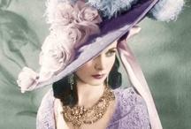 Scarlett O'Hara, Fashion Plate / by Sandy Hall