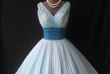 Vintage Fashions! / by Sandy Hall