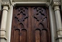 Portals! / by Sandy Hall