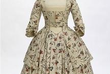 Ladies Historic Fashions Primer! / by Sandy Hall