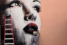Urban Art / by Lilia Garcia