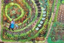 Decorative Gardening Ideas / by Karen Fuertsch