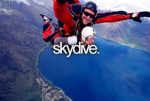 Bucket List- Things to do before I die / by OMG Facts
