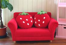Strawberry / by Twilla Dinwiddie Choat